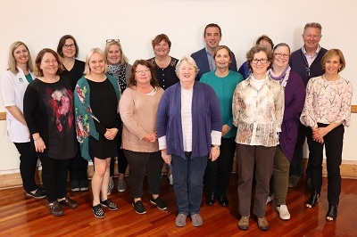 Group celebrates enhancements to rural health services