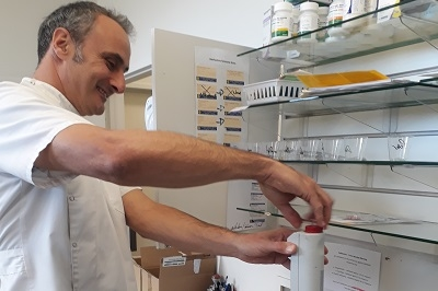 Improved Opioid Substitution Therapy for Canterbury Clients
