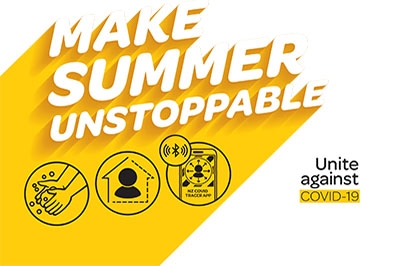 Make our summer unstoppable