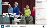 New website to support falls and fractures prevention