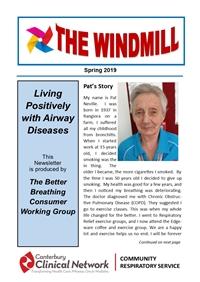 Windmill newsletter Spring 2019