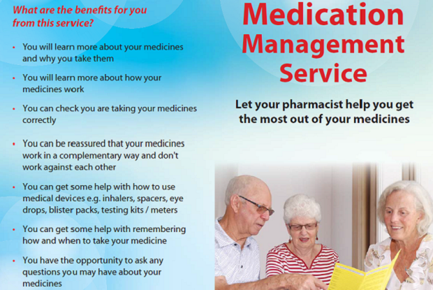 Medication Management Service