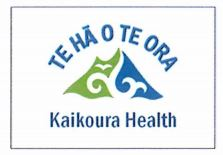 Release of Decision Document for Kaikoura Health Te Hā O Te Ora