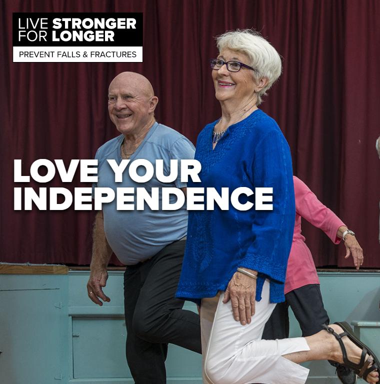 Live Stronger for Longer - YouTube videos